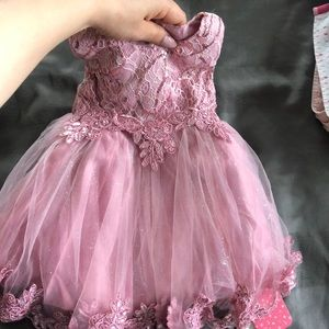 Babygirl party dress 🌸